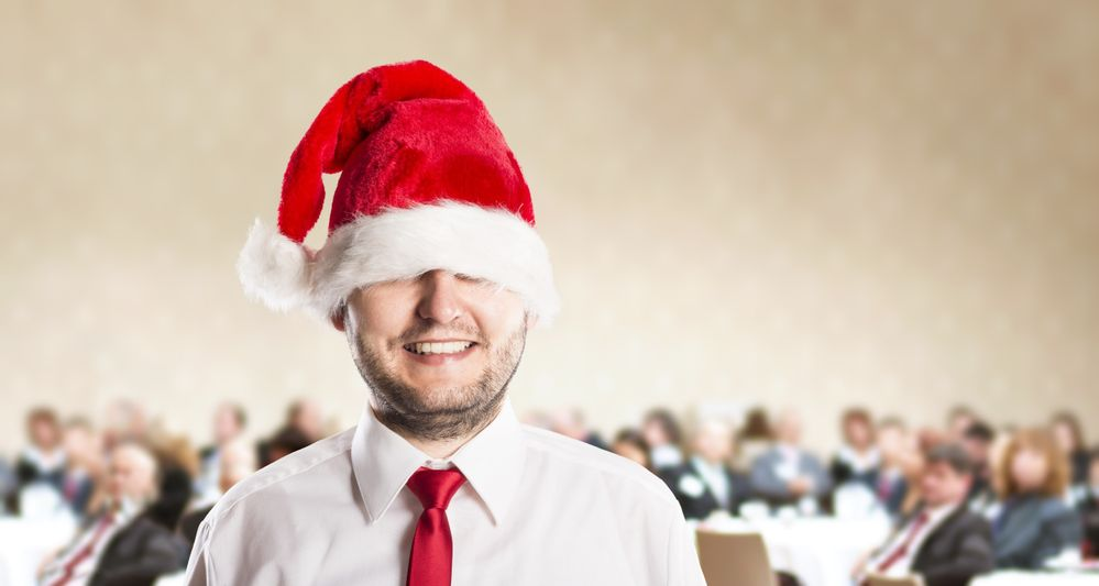 Avoid These Classic Holiday Party Fails
