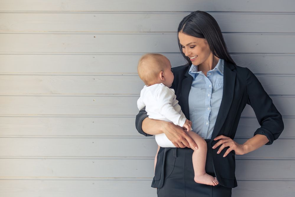A New Year Resolution Challenge for Working Moms