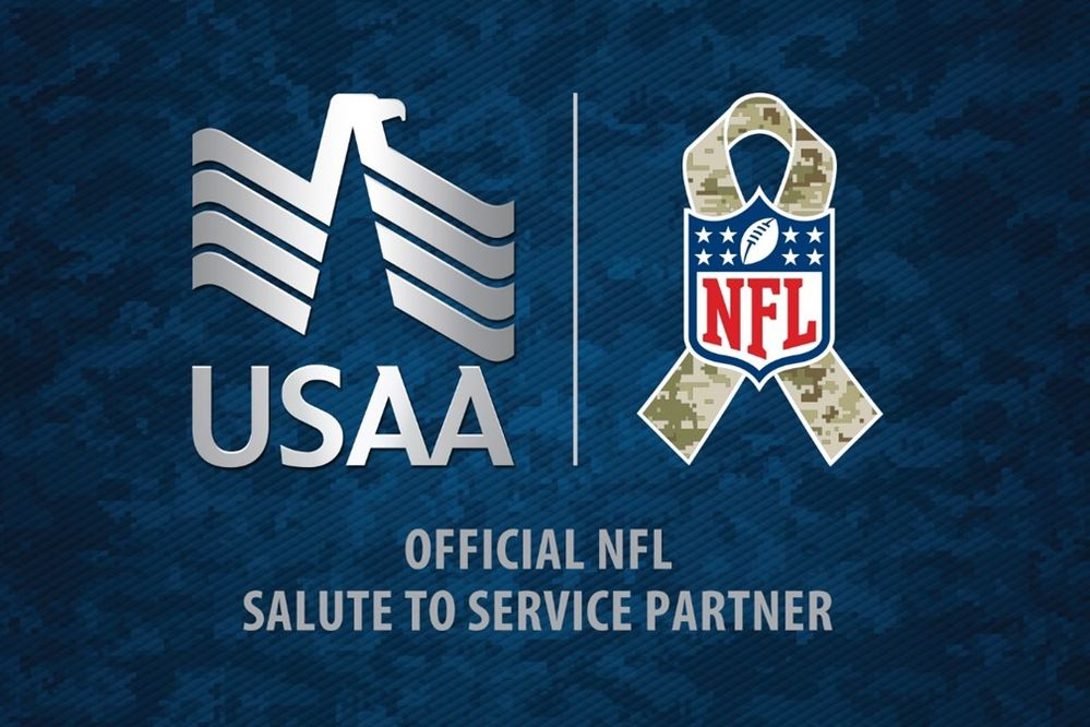NFL and USAA Announce Finalists for the Salute to Service Award