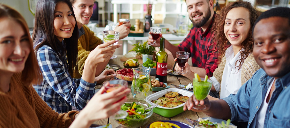 Hosting a Friendsgiving? We've Got You Covered, from Cooking to Conversation
