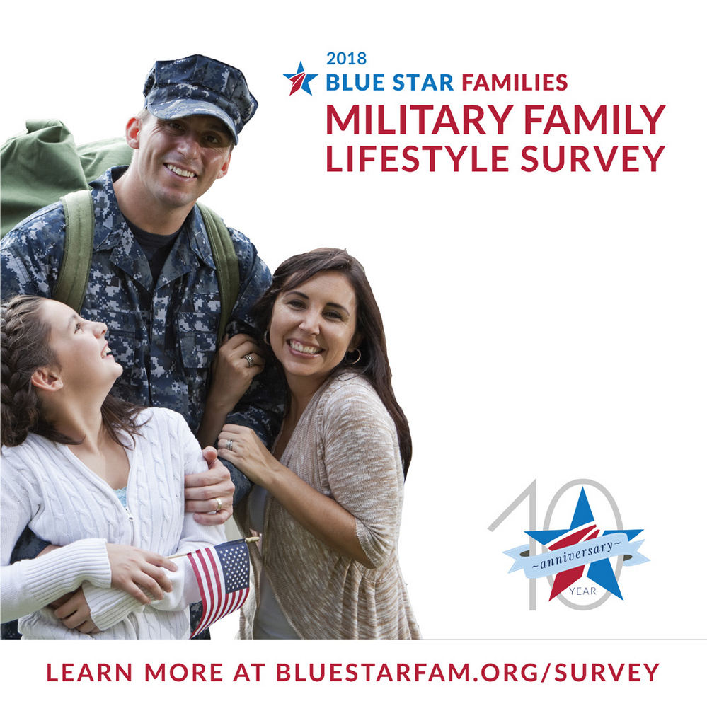 Blue Star Families 2018 Military Family Lifestyle Survey