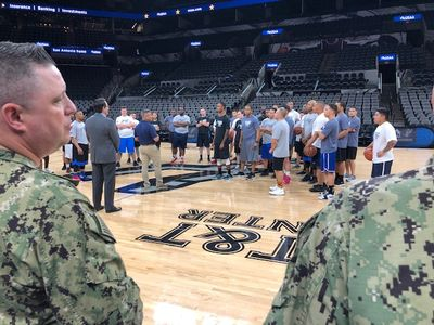 San Antonio Spurs Military Appreciation Night Presented by USAA on March 20