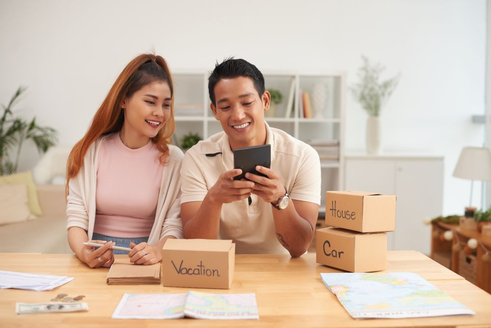 Good Money Moves for Couples