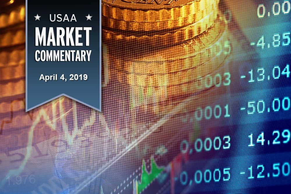 USAA Managed Portfolios: 2019 First Quarter Update