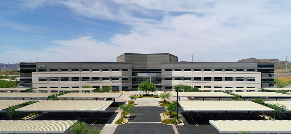 USAA Expands Phoenix Campus