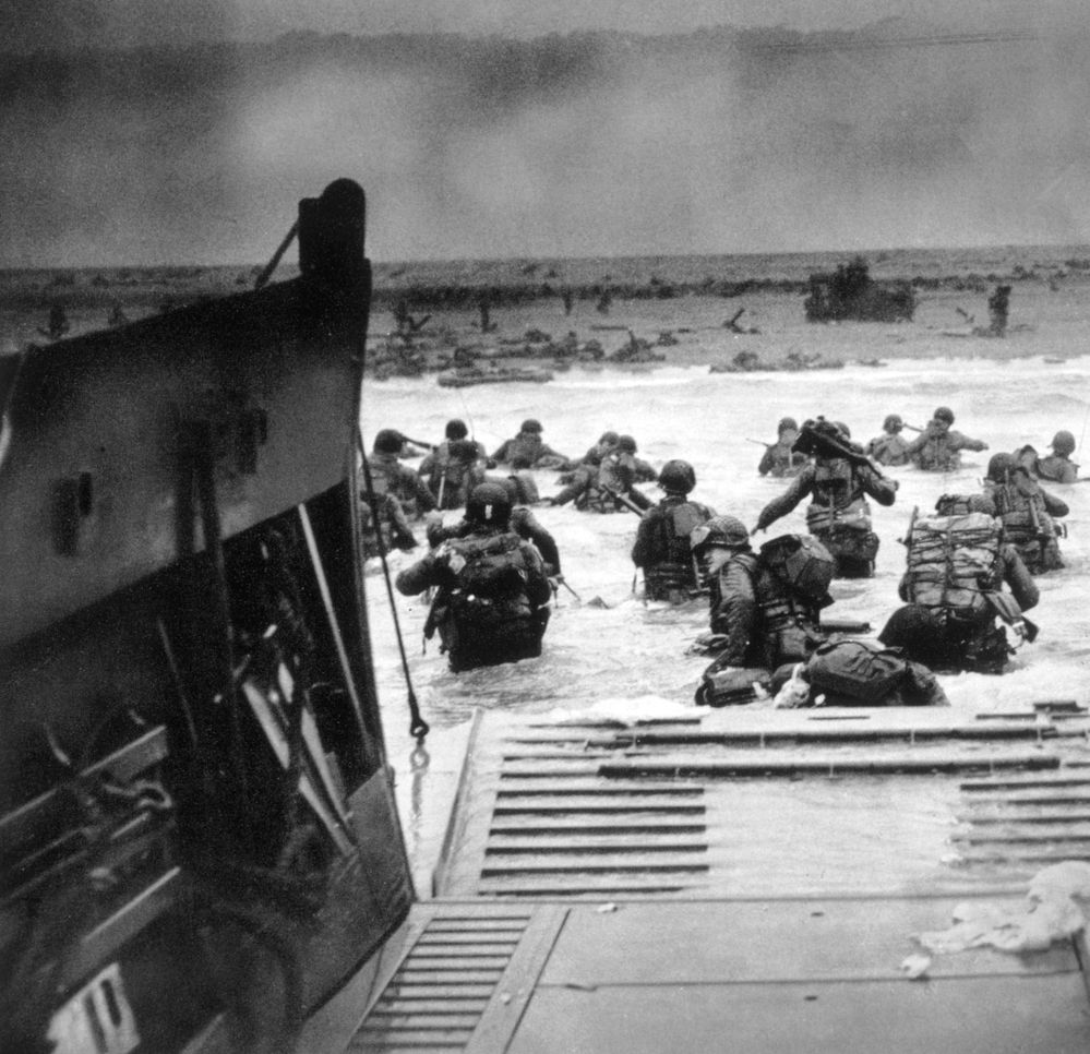 The Uncommon Lessons of The D – Day Invasion of Europe
