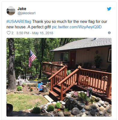 USAA Community Twitter Flag Day.png