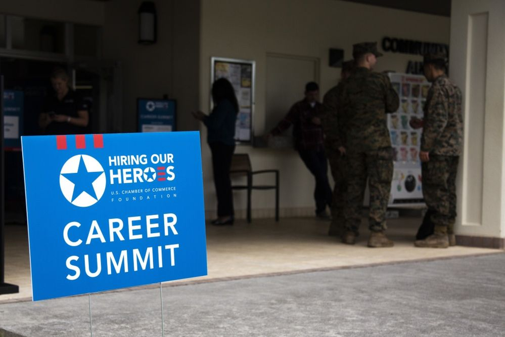 Joint Base San Antonio Hiring Our Heroes Career Summit July 25-26