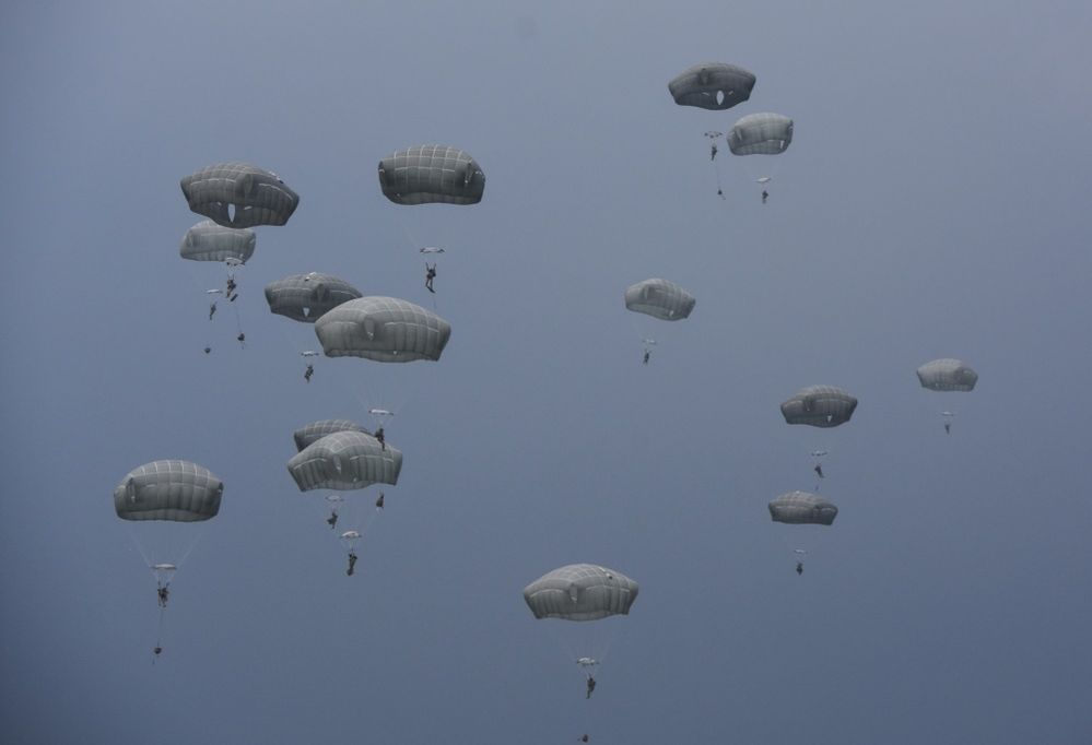 August 16th – Celebrate National Airborne Day