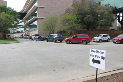 USAA and Sodexo Partner to Offer On-Campus Curbside Meal and Grocery Pick-Up for USAA Employees