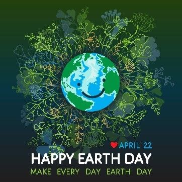 Join Us in Celebrating Earth Day