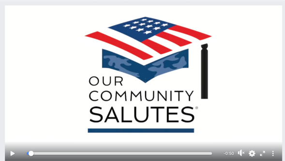 This 4th of July Join the Virtual High School Enlistee National Recognition Ceremony