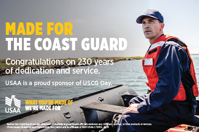 Happy Birthday to the U.S. Coast Guard