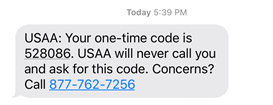 Example of Text Message from USAA.png