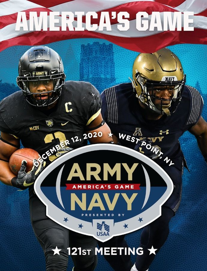 2020 Army-Navy Game presented by USAA Digital Program